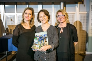 Prix remis à Pierrette Proulx